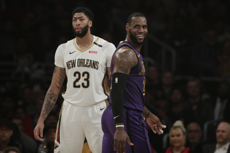 NBA Trade Rumors: Latest Buzz on Anthony Davis, Willie Cauley-Stein and More