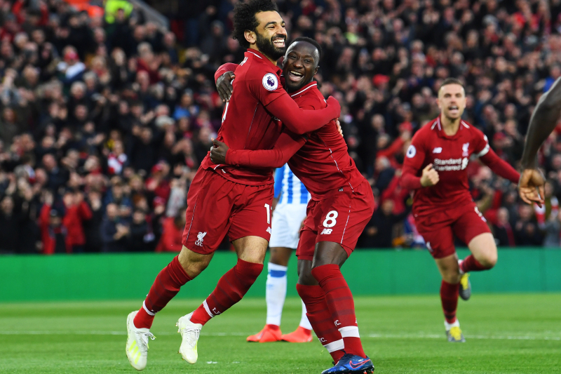 Naby Keita: Mohamed Salah 'Looks After Me Like I'm His Little Brother'