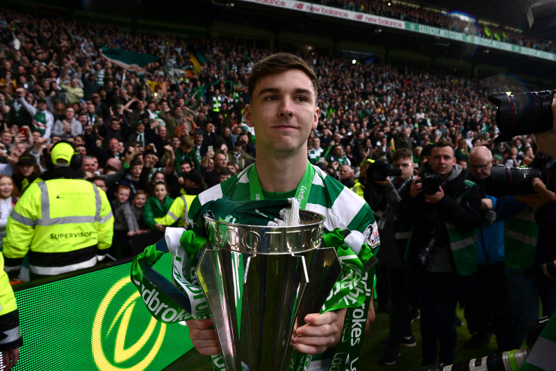 Report: Arsenal Prepare 2nd Bid for Celtic's Kieran Tierney