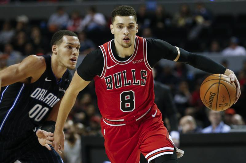 Bulls Rumors: Zach LaVine Trade, Free-Agent Targets and More