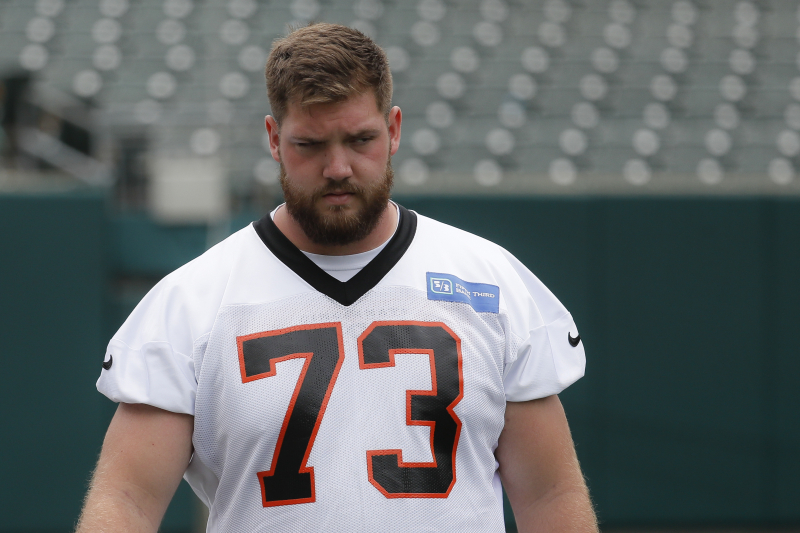 Bengals OT Jonah Williams Likely out for 2019 After Surgery on Shoulder Injury