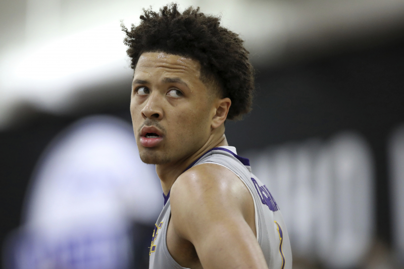 Oklahoma St. Hires No. 3-Ranked Prospect Cade Cunningham's Brother to Staff