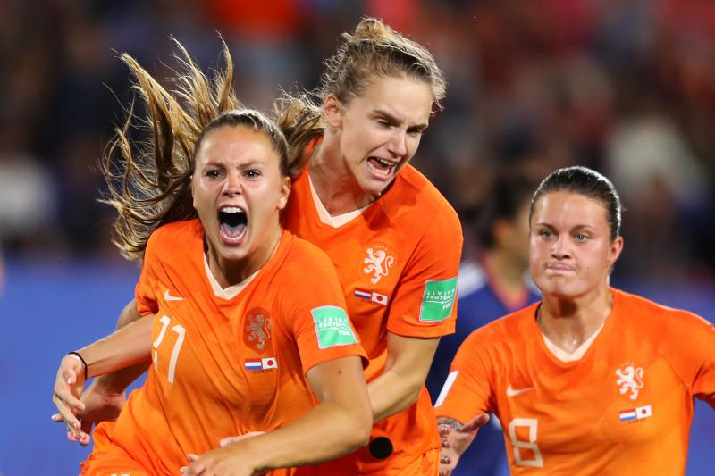 Women's World Cup Schedule 2019: Live Stream, Times for Quarterfinals Fixtures