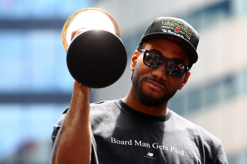 Lakers Rumors: LA Has 'Believed for Weeks' They'd Be in on Kawhi Leonard Race