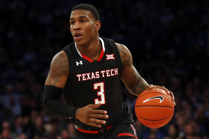 Texas Tech Suspends Forward Deshawn Corprew After Assault Allegations