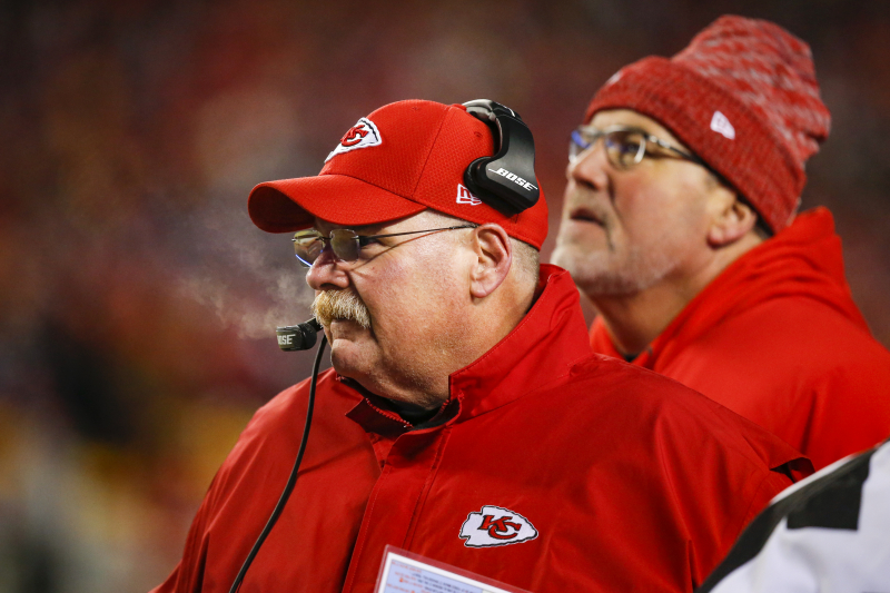 KC Radio Host Kevin Kietzman Pulled Off Air After Andy Reid Comments