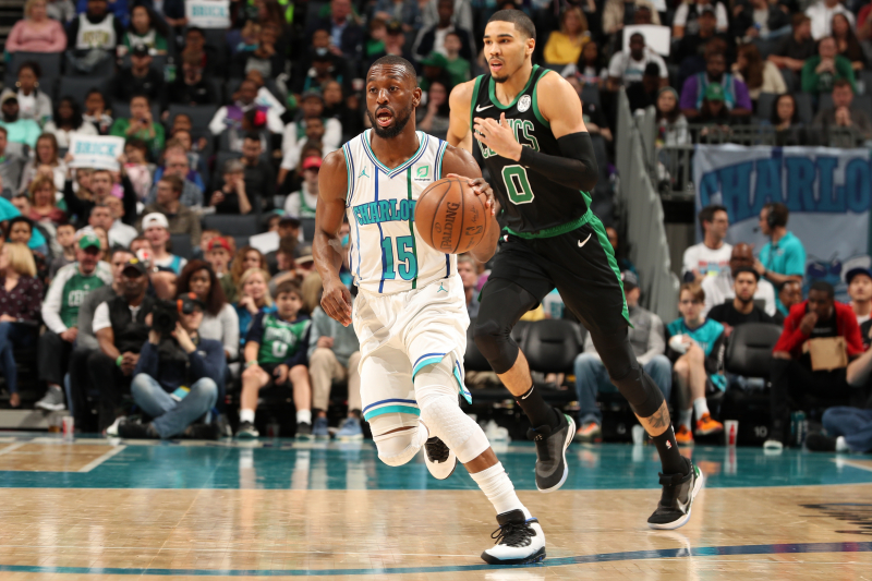 Kemba Walker Is Fool's Gold for the Boston Celtics