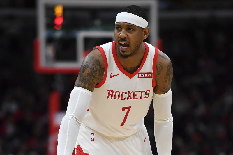 Carmelo Anthony Rumors: Star Has Interest in Ending NBA Career with Knicks