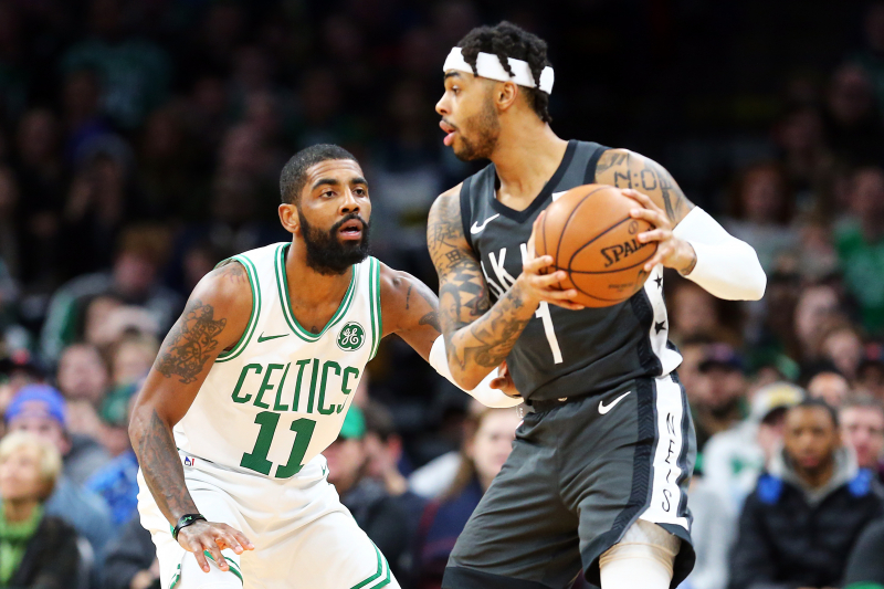 NBA Free Agents 2019: Kyrie Irving, D'Angelo Russell, More Rumors, Predictions