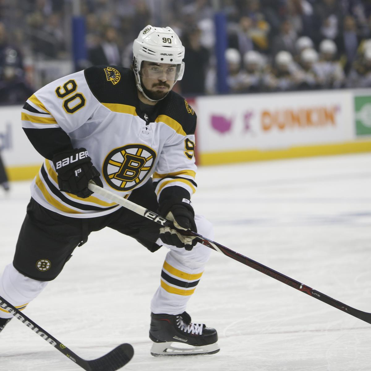 Boston Bruins Rumors: Latest Trade Buzz and Marcus ...Bruins Bleacher Report