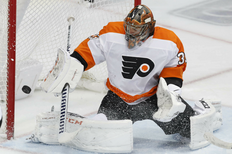 Flyers Rumors: Latest Buzz on Cam Talbot, Ivan Provorov and More FA Plans