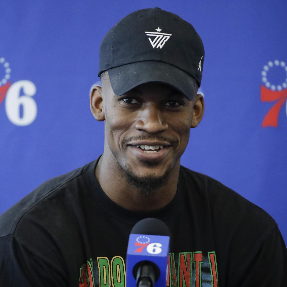 Houston Rockets News Trade: NBA Trade Rumors: Latest On Jimmy Butler, JR Smith To