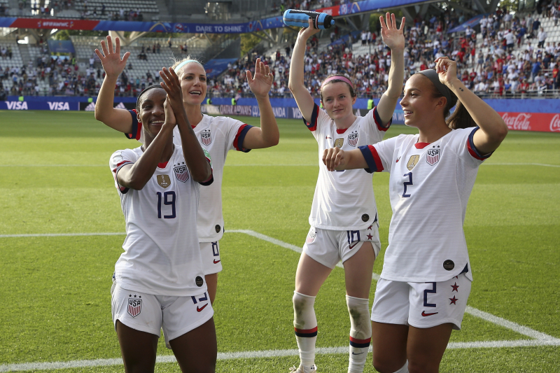 Women's World Cup 2019: Tournament Results, Picks for Quarter-Finals Fixtures