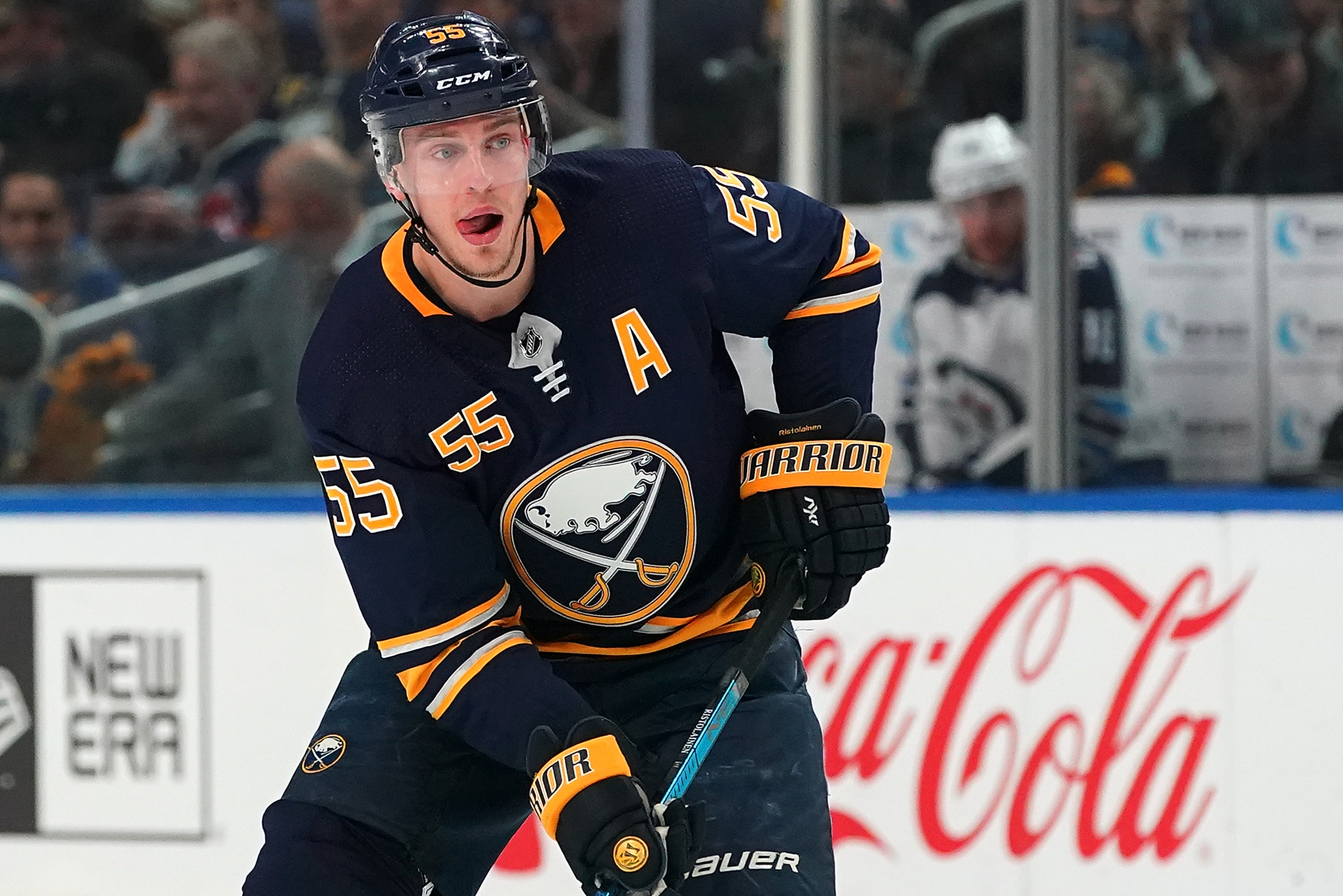 NHL Trade Rumors: Latest Buzz on Rasmus Ristolainen, Torey Krug and More |  Bleacher Report | Latest News, Videos and Highlights