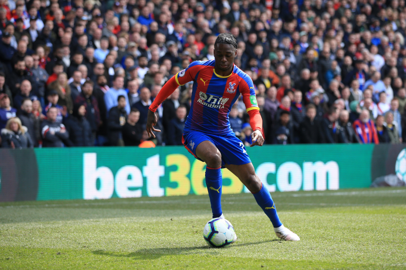 Report: Manchester United Agree £50M Aaron Wan-Bissaka Deal