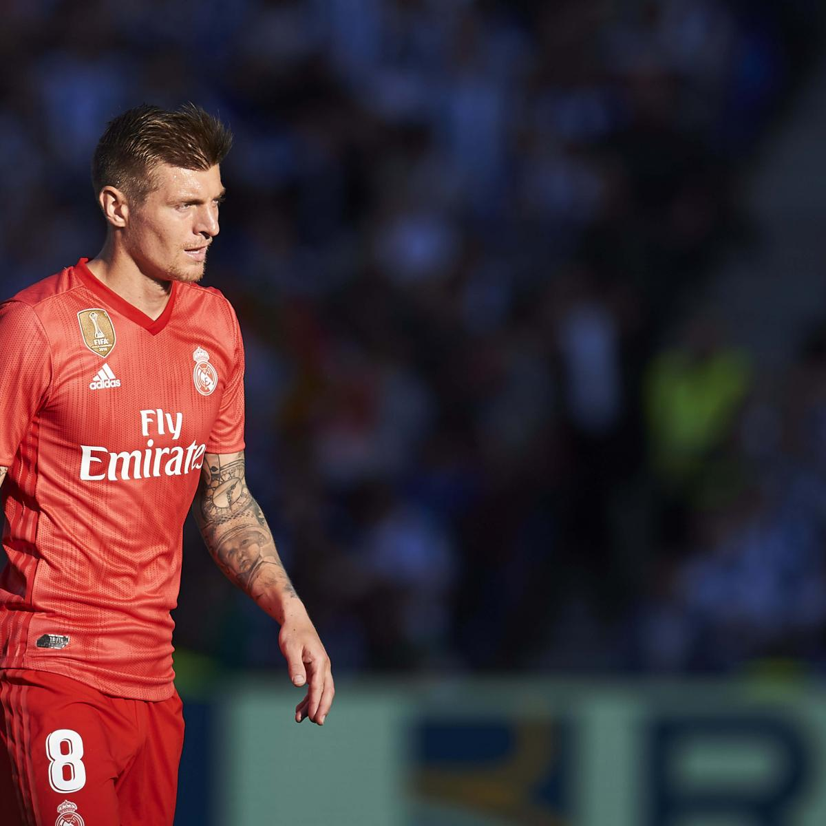 Toni Kroos Talks Future, Says Bayern Munich 'Made a Mistake with My Sale'    Bleacher Report   Latest News, Videos and Highlights