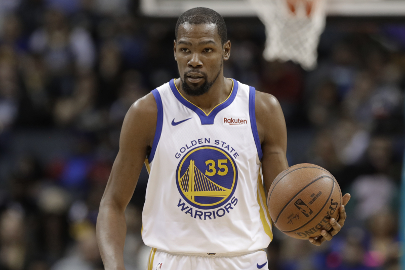 Knicks Rumors: NY Cautious About Kevin Durant Max Contract Offer After Injury