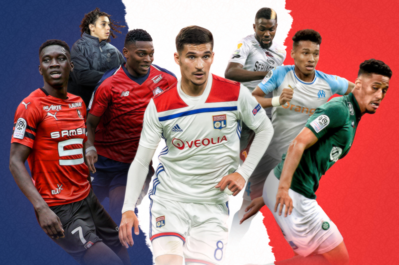 7 Youngsters Playing in France Who Look Destined for Big Moves