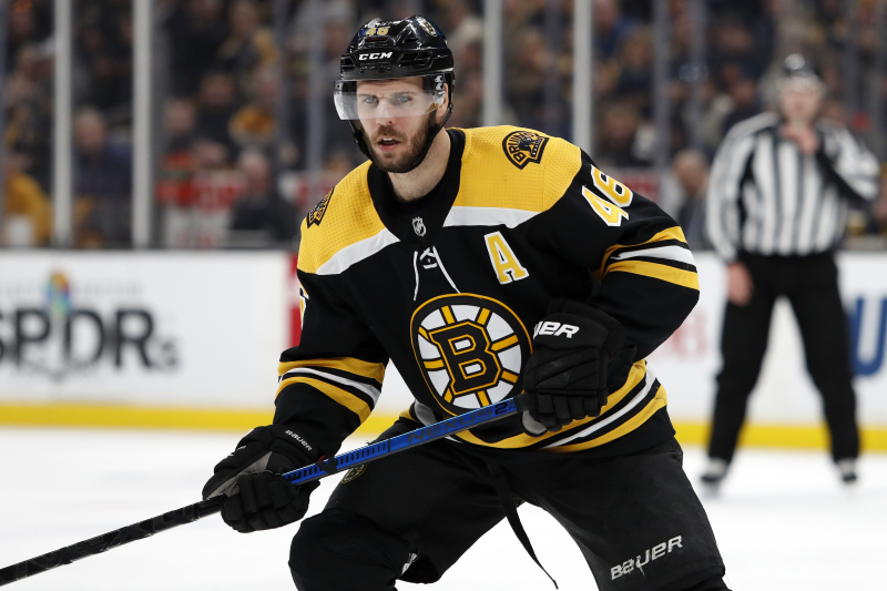 NHL Trade Rumors: Latest Speculation on David Krejci, Nikita Gusev and More