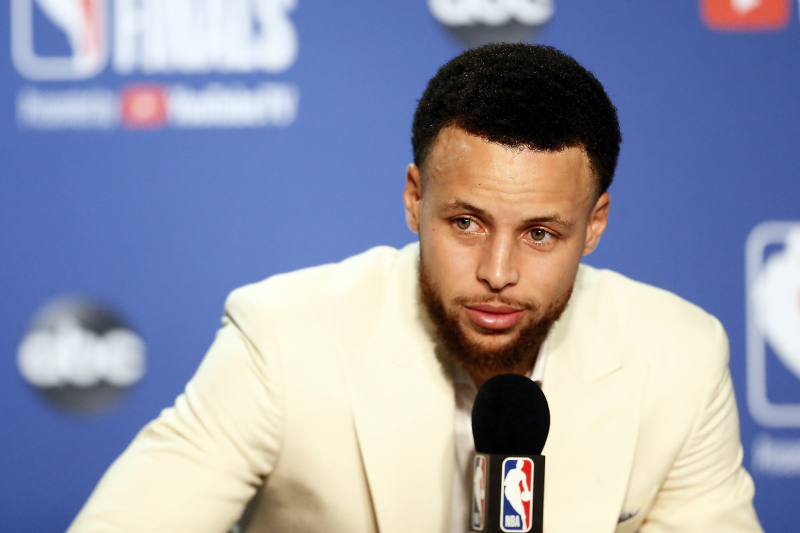 Stephen Curry: Warriors Celebrated 'Special' Journey After Game 6 Raptors Loss