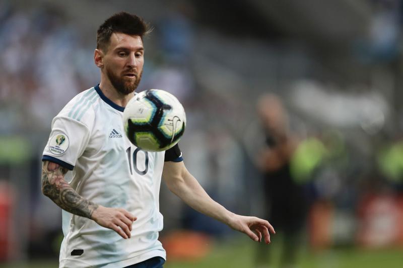 Venezuela vs. Argentina: Odds, Live Stream, TV Schedule for 2019 Copa America