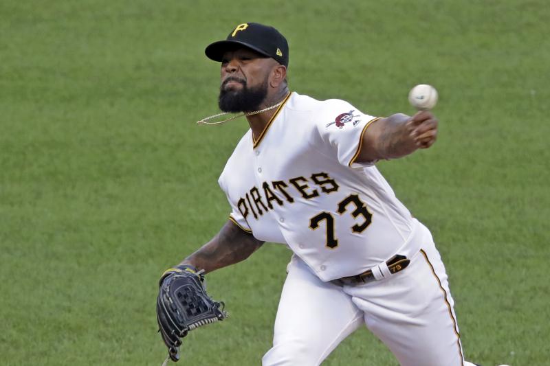 Dodgers Trade Rumors: LA Interested in Pirates Star Closer Felipe Vazquez