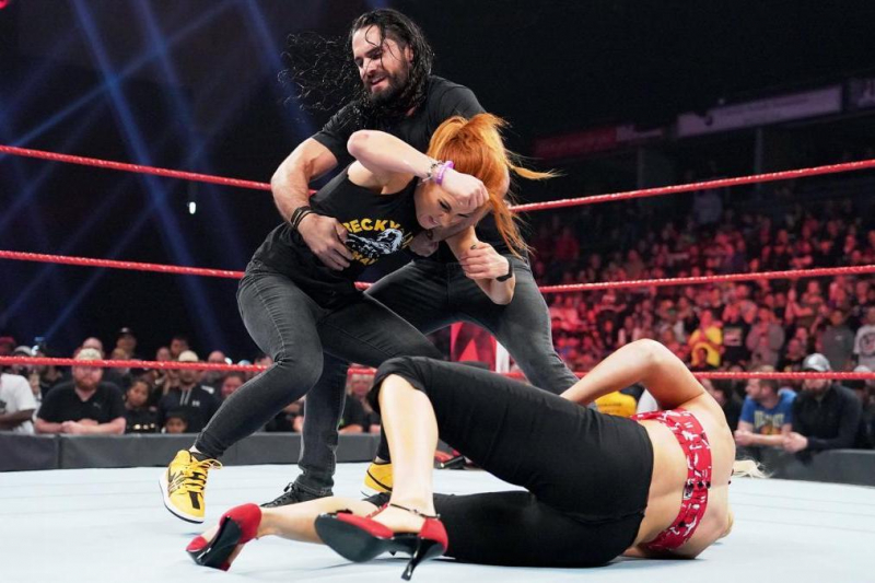 Becky Lynch on Seth Rollins, Jerry Lawler Rumor, Drew McIntyre in WWE Roundup