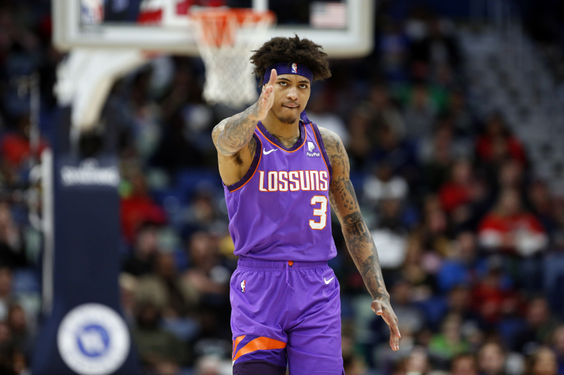 Kelly Oubre Jr. Reportedly Receives Qualifying Offer from Suns; Will Be RFA
