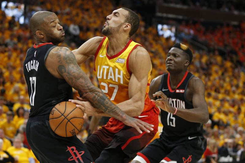 Rockets Trade Rumors: Clint Capela, PJ Tucker, Eric Gordon
