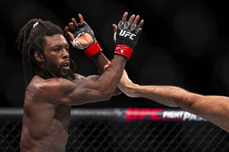 UFC's Desmond Green Facing 4 DUI Manslaughter Charges for Alleged Car Crash Role