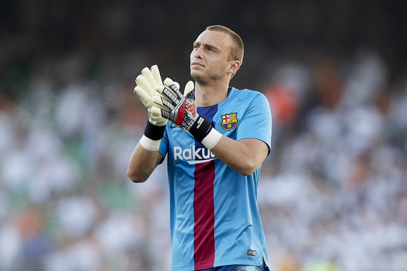 Jasper Cillessen Leaves Barcelona for Valencia in €35 Million Transfer