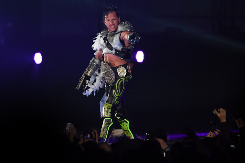 Look: AEW's Kenny Omega Appears to Take Shot at WWE in Since-Deleted Tweet