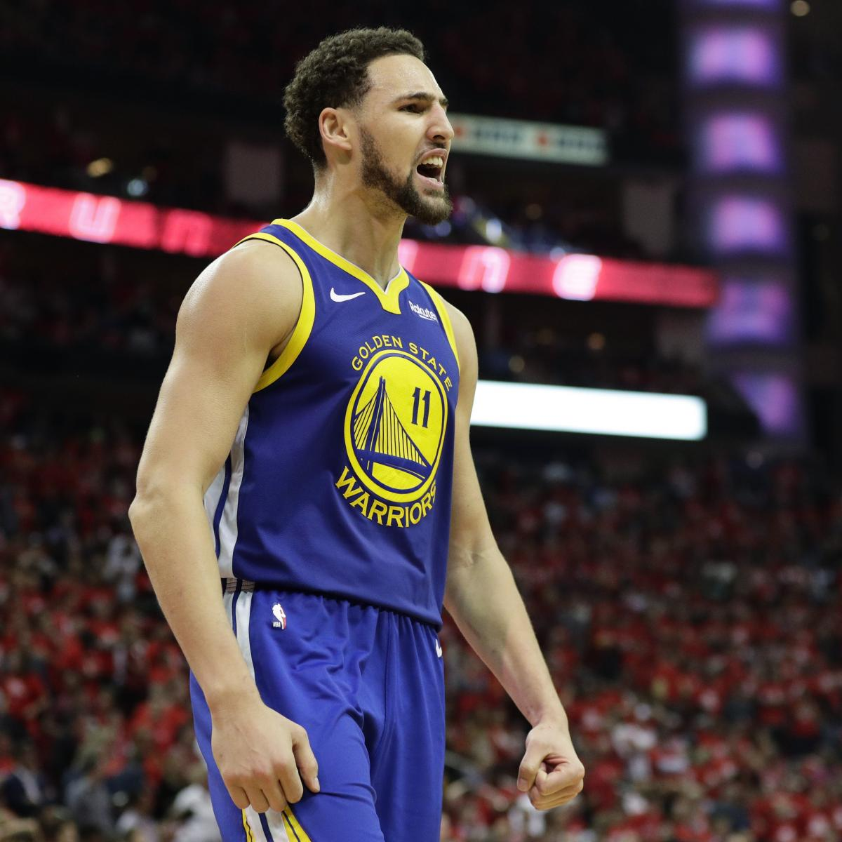 Warriors Year By Year: Warriors Rumors: Klay Thompson Ready To Agree On 5-Year