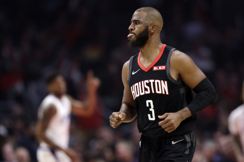 Latest Rumors on Chris Paul's Status with Rockets and James Harden Relationship