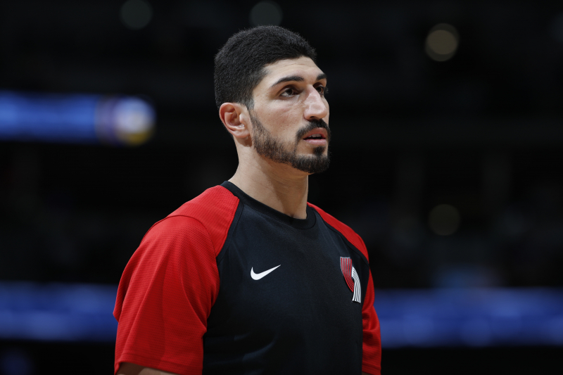 Enes Kanter Rumors: Lakers, Celtics, Blazers Interested in Free-Agent Center