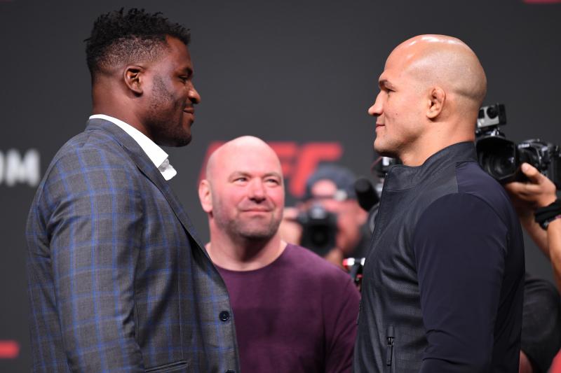 UFC on ESPN 3: Ngannou vs. Dos Santos Odds, Tickets, Predictions, Pre-Fight Hype