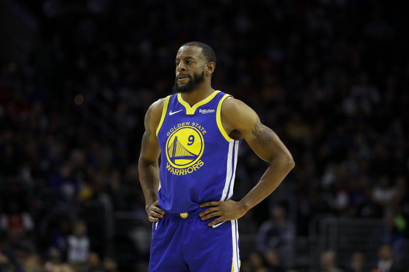 Andre Iguodala Clarifies Comments on Warriors Training Staff, Kevin Durant