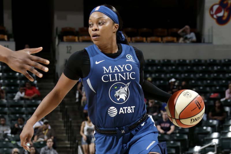 Lynx's Odyssey Sims Arrested on Suspicion of Drunk Driving; Faces 2 Charges