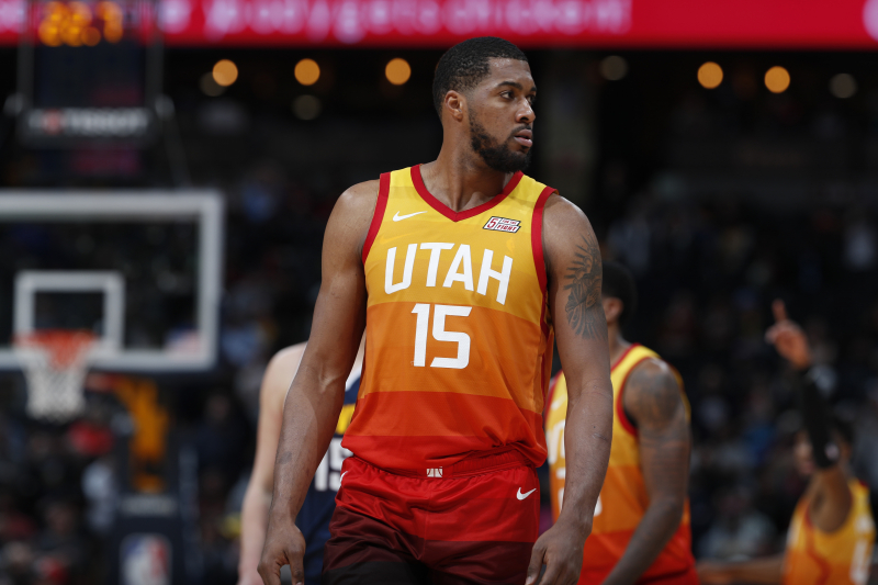 Derrick Favors Rumors: Jazz C Expecting to Become Unrestricted Free Agent