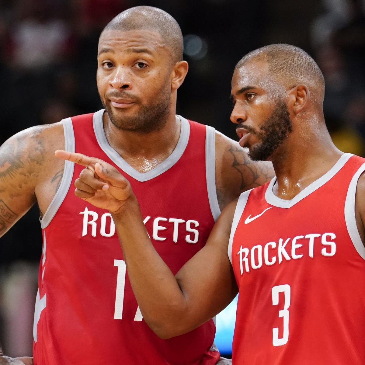 Houston Rockets News Trade: NBA Trade Rumors: Examining Who Is On The Block Entering