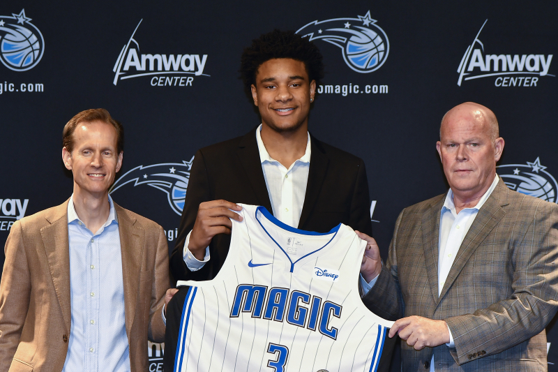 Report: Magic to 'Redshirt' Injured Chuma Okeke; PF Will Still Receive Contract