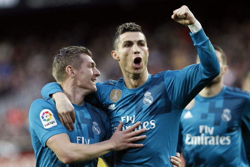 Toni Kroos: Real Madrid's Cristiano Ronaldo Juventus Sale 'Made Everyone Happy'