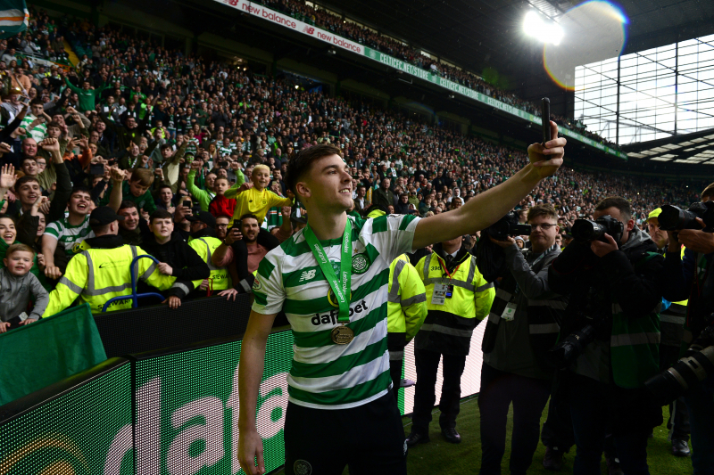 Arsenal's Kieran Tierney Offer Will Have to Be 'A Lot More,' Says Neil Lennon