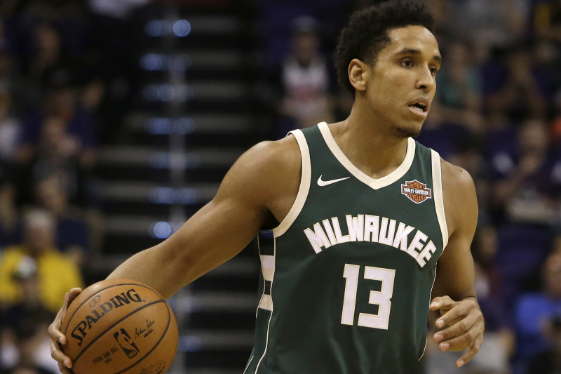 Lakers Rumors: Malcolm Brogdon a Target If out on Kyrie Irving, D'Angelo Russell