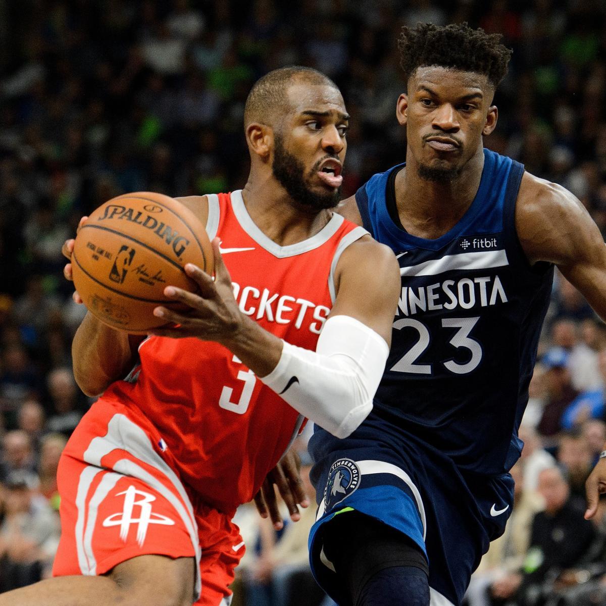 Houston Rockets News Trade: NBA Trade Rumors: Latest Buzz On Rockets' Jimmy Butler