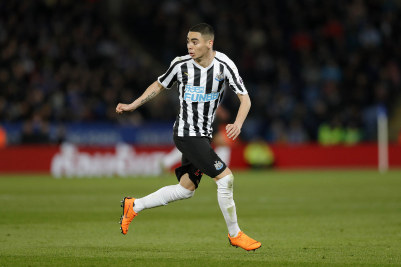 Miguel Almiron: 'I Know Nothing' of Real Madrid Transfer Rumours