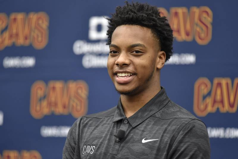 No  5 NBA Draft Pick Darius Garland, Cavaliers Agree to Rookie
