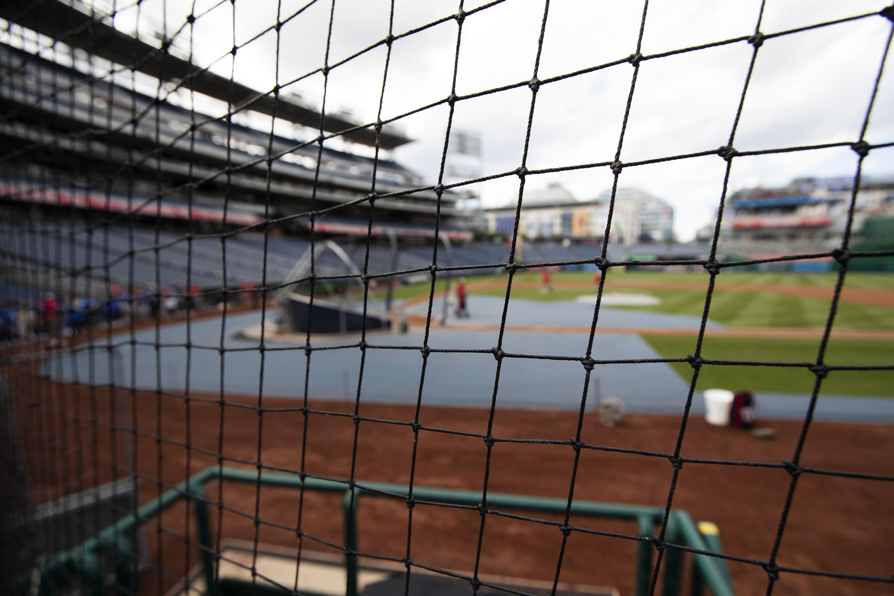 3efc20c1a 2 US Senators Write Rob Manfred, Urge MLB to Expand Protective Netting |  Bleacher Report | Latest News, Videos and Highlights