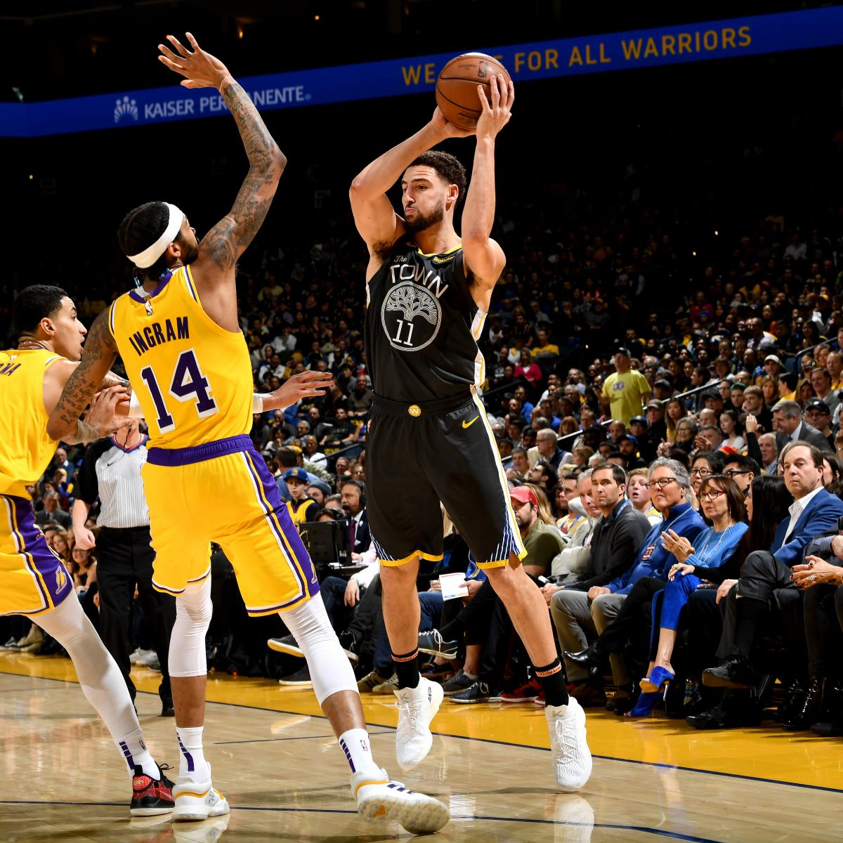 Houston Rockets News Trade: NBA Rumors: Latest Buzz On Klay Thompson, Lakers, Jimmy