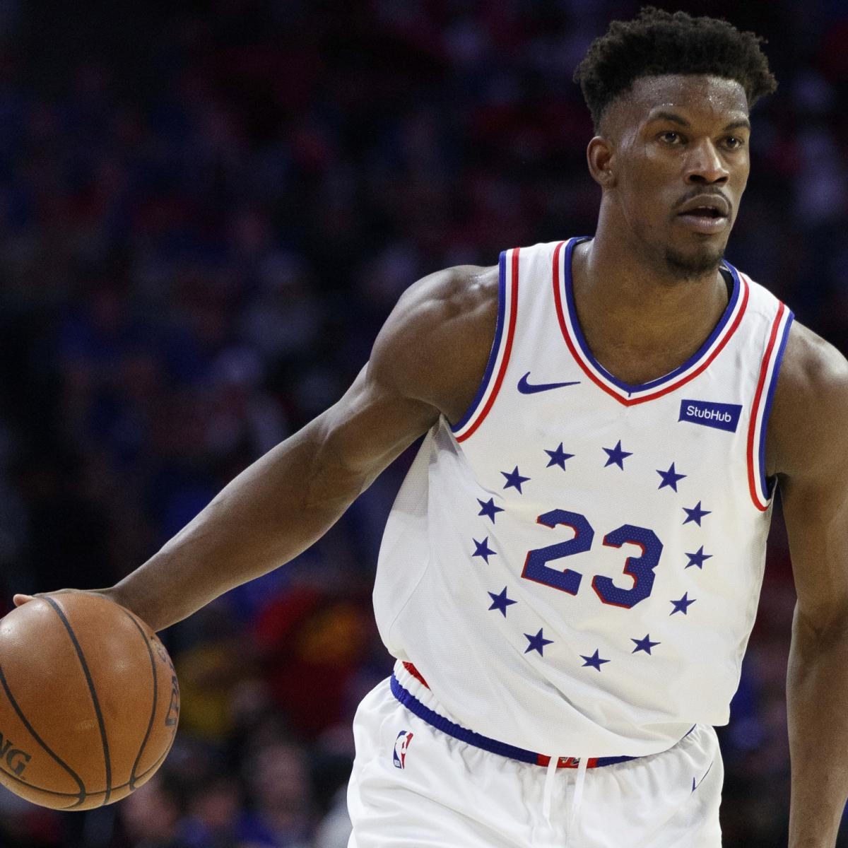 Houston Rockets News Trade: Jimmy Butler Rumors: Execs Believe 76ers SF Will